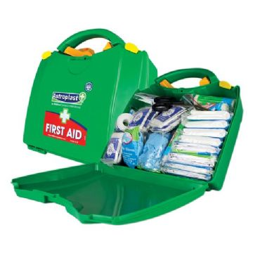 Wallace Cameron Green Box 10 Person First Aid Kit